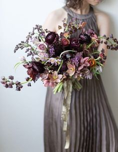 Fall-inspired floral