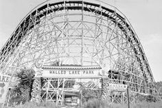 Walled Lake Amusement Park. My grandmother worked here when she was a teenager.