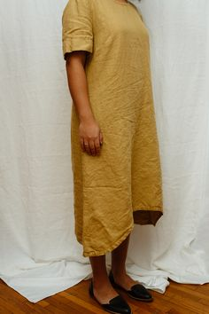 Womens Custom Affordable Clothing - Custom Made with high end Linen. This Linen is a natural textile made from the fibers of the Flax plant and becomes softer with each laundering. Flax Plant, Jane Clothing, Affordable Clothes, Linen Dresses, Linen Fabric, Custom Clothes, Custom Made, Shirt Dress, Clothes For Women