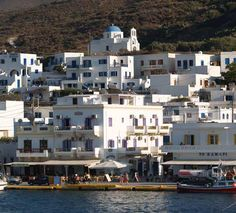 <b>Amorgos</b><br>Authentic cycladic villages