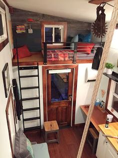 Tiny House - Small Space Living