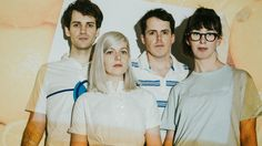 %TITTLE% -    Photo: Arden Wray  Even more than its predecessor, Alvvays' sophomore album, Antisocialites, is defined by its contradictions. The band's jangly pop isn't quite as lo-fi as it was before, but that cleaner sound doesn't always make way for clearer songs. The album bounces between sharp, punchy... - http://9gags.site/alvvays-lives-up-to-its-promise-on-the-wonderfully-contradictory-antisocialites.html