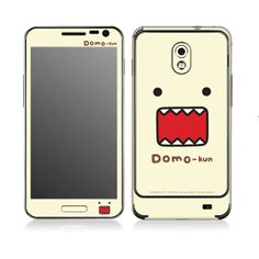 Skin Decal Stickers Cell Phone Wrap iPhone 6 Plus Universal Mobile DOMO-KUN #20 #POPSKIN