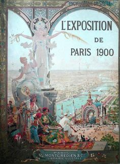 1900 - Exposition internationale, Paris