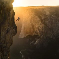 Photo by @renan_ozturk // Actor and musician @jaredleto taking the leap with @yosemitenps master climber @tommycaldwell. We visited five US National Parks to explore the power of these wild places - interviewing experts, newbies and tourists all who took away meaningful experiences from these places in there own ways. Stay tuned for the series of short films releasing online this week! #GreatWideOpen film collection