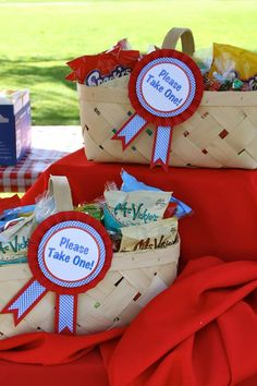 County Fair Fundraiser Party Ideas | Photo 2 of 25 | Catch My Party