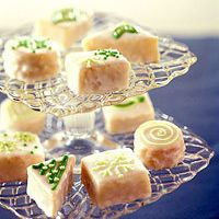Lemon Tea Cakes