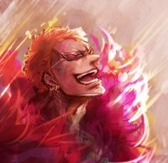 Donquixote doflamingo Joker | One Piece