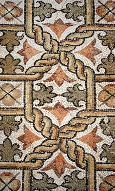 Roman Mosaic, Sabratha. | Lifted mosaic from the Church of V… | Flickr - Photo…