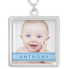 Shop Baby Photo Template with Pink Name Plate Necklace created by wasootch. Sweet Baby Carrots, Baby Girl Photos, Pink Necklace, Black Felt, Mom Birthday, Custom Photo, Mother Gifts, Sterling Silver Necklaces