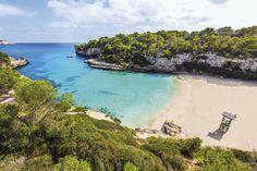 Traumstrand in Mallorca: http://blog.hotelplan.ch/die-hotspots-und-geheimtipps-von-mallorca/