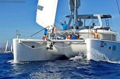 5th Catamarans Cup 2014. For more information, please click the link below http://www.catamaranscup.com/el/