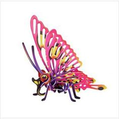 One of the favourites in my store : 3D Butterfly Jigsaw Puzzle  http://www.liltroublemakers.com/products/3d-butterfly-jigsaw-puzzle?utm_campaign=crowdfire&utm_content=crowdfire&utm_medium=social&utm_source=pinterest