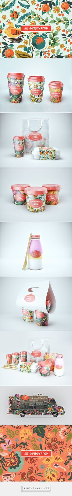 FoodFurgon on Packaging Design Served... - a grouped images picture - Pin Them All
