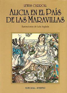 Las ilustraciones de Lola Anglada son de una gran belleza y originalidad. Trasladan al personaje de Alicia al paisaje mediterráneo, y las cartas inglesas se convierten en sus dibujos en la baraja española, cosa que demuestra hasta qué punto Alicia es un personaje universal.