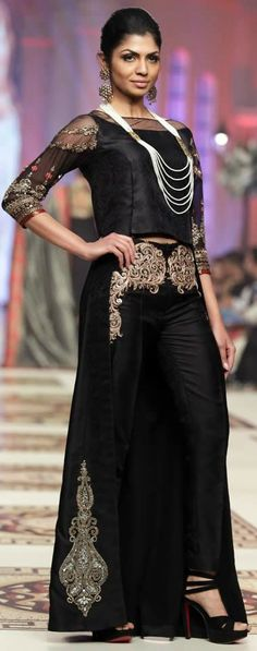 Asifa & Nabeel TBCW 2014......love the embroidery