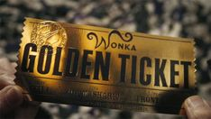 """Charlie and the Chocolate Factory"" (Tim Burton, Willy Wonka, Iconic Movies, Classic Movies, Johnny Depp, Ticket Dorado, Gold Ticket, Charlie Chocolate Factory, Wonka Chocolate Factory, Estilo Tim Burton"