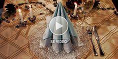 Videoer av serviettbretting. Til Ute og inne nr 01/09.=