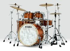 Beat Em Up, Drum Kits, Percussion, Drums, Music Instruments, Star, Antique, Brown, Products