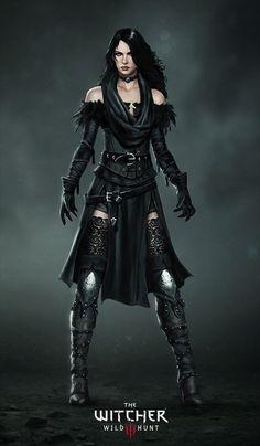 http://kotaku.com/the-fantastic-art-of-the-witcher-3-1746981936