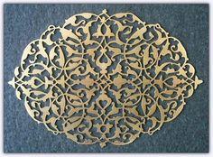 Naht Sanatı- Ağaç oymacılığı Stencil Patterns, Stencil Designs, Pattern Art, Jaali Design, Pumkin Carving, Laser Cut Panels, Islamic Art Pattern, Arabesque Pattern, Laser Art