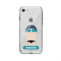 Case - El case del nadador, encuentra este producto en nuestra tienda online y personalízalo con un nombre o mensaje. Phone Cases, Swimmers, Store, Messages, Phone Case