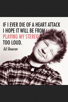 Ed Sheeran quote