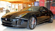 Cars and Coffee Talk: 2015 Jaguar F-Type R Coupe Unveiling