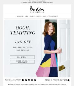 Boden lapsed email