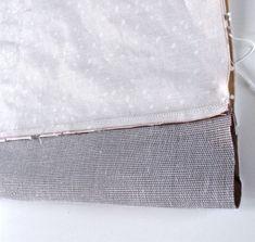 DIY-Tutorial Rucksack | Spoonflower Blog Single Crochet Stitch, Basic Crochet Stitches, Crochet Basics, Tutorial Diy, Pouch Tutorial, Sewing Hacks, Sewing Tutorials, Mochila Tutorial, Diy Backpack
