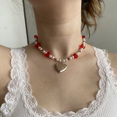 Trendy Jewelry, Cute Jewelry, Beaded Jewelry, Jewelry Accessories, Handmade Jewelry, Beaded Necklace, Necklaces, Swagg, Jewelery
