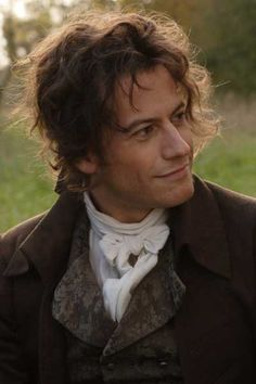 Ioan Gruffudd as William Wilberforce. Pinned from LadyClaire board (thanks). going away to faint now.