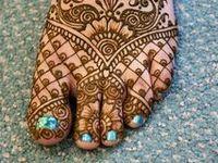 Henna on Pinterest | Henna Mehndi and Henna Tattoos