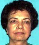 """Missing Woman: Promila Daman Mehta-Paul --IN-- 03/21/2011; Age 70; Height 5'0"""" - 5'2""""; Weight 130 pounds; Asian (East Indian) female. Brown hair; brown eyes; Born in India. Her car, a gold Toyota RAV 4 with IN license plate number DW2031, disappeared with her and was never found. If you have any information please contact Alexandria Police Department 318-449-5099"""