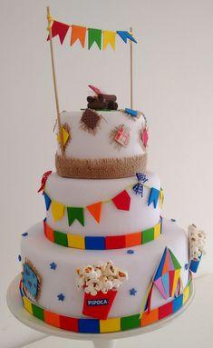 Safari Birthday Cakes, Bento, Bolo Fake, Mexican Birthday, Fake Cake, Great British Bake Off, Cake Art, Baby Shower Decorations, Cupcake Cakes