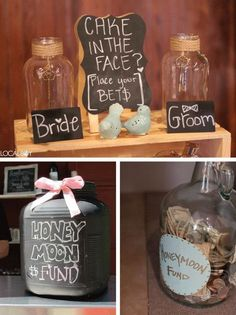 unique wedding ideas