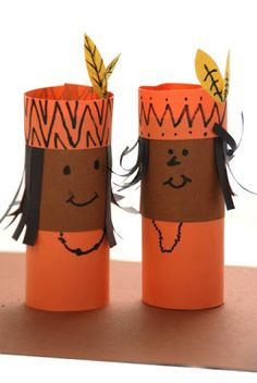 toilet paper roll indians thanksgiving