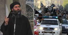 The Islamic State leader was reported to be injured in Raqqa, Syria, last week but officials could not confirm if he was fatally wounded