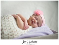 4 Tips For Getting Better Newborn Photos!