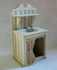 Кукольная миниатюра, рукоделие и искусство