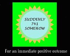Immediate positive outcome ☀️❤️