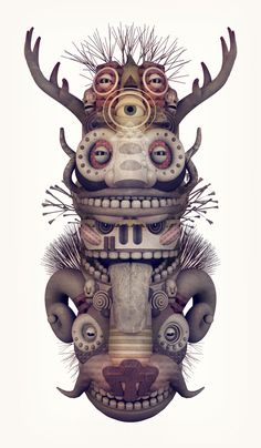 Totem by Diligence.