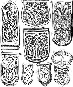 Celtic Symbols, Ancient Symbols, Hungarian Embroidery, Embroidery Art, Viking Ornament, Nordic Vikings, Ancient Vikings, Early Middle Ages, Ethnic Patterns