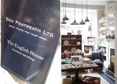 Ben Pentreath Ltd - Bloomsbury.Sells interesting , well designed and beautiful things for the home.