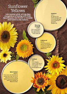 BHG - Sunflower Yellows