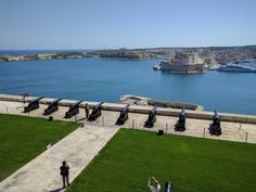 Valletta: Saluting Battery
