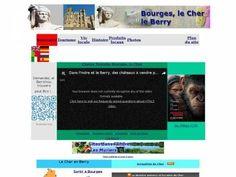 Berrichou existe depuis de nombreuses années, et a réussi à traverser ces années malgré tous les aléas tourmentés de la vie du web. Il s'inscrit dans la durée, la régularité et la mise à jour régulière de tous ces liens, gage de sérieux.  En résumé, voici comment définir ce site : Tourisme à Bourges, Location gîtes chambres d'hôtes Berry, Histoire du Cher, Bonnes adresses en Berry et Actualité web et annuaire du Cher. Mon Cheri, Location Gite, Bourges, Voici, Berry, Bedrooms, Tourism, Blueberry