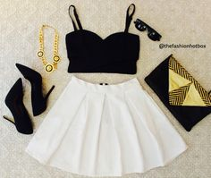 Love this! Classy summer outfit.