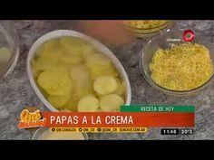 Receta de hoy: Saltimbocca, marsala y papas a la crema Ariel Rodriguez Palacios, Marsala, Side Dishes, Vegetables, Food, Cook, Beverages, Sweets, Recipes