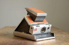 Vintage 1970's Polaroid SX70 Land Camera